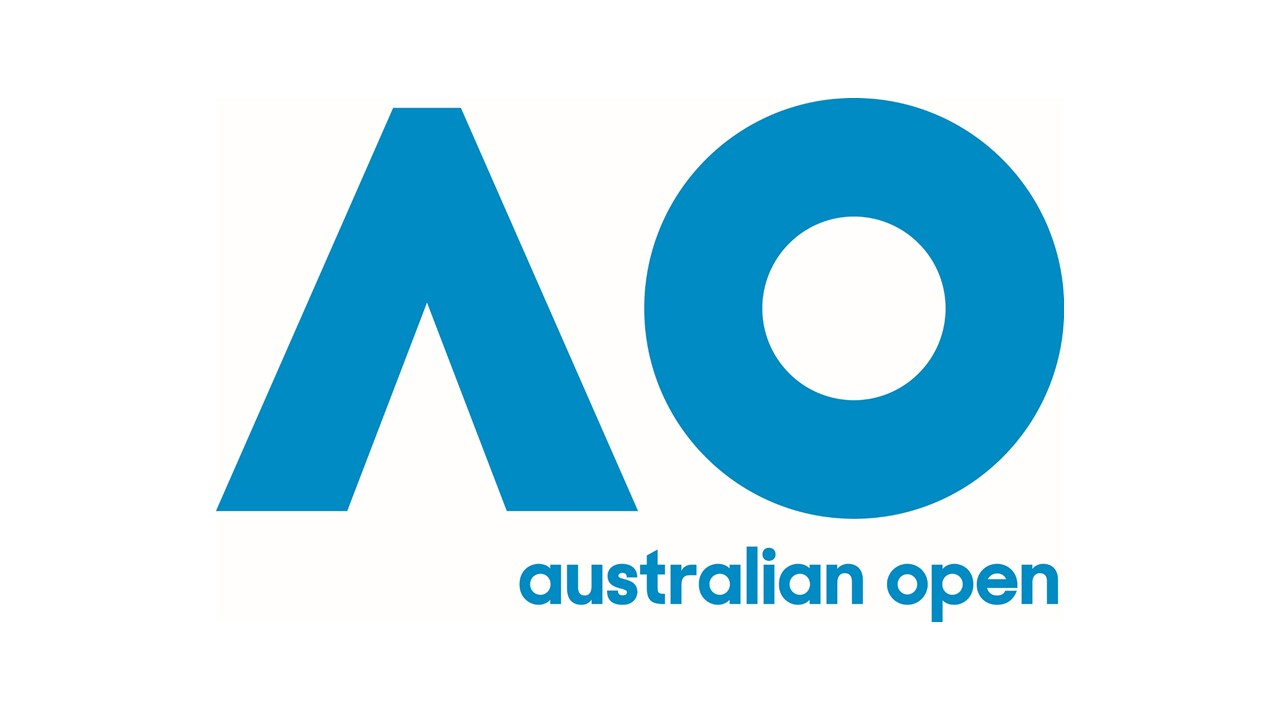 Image result for australian open new logo