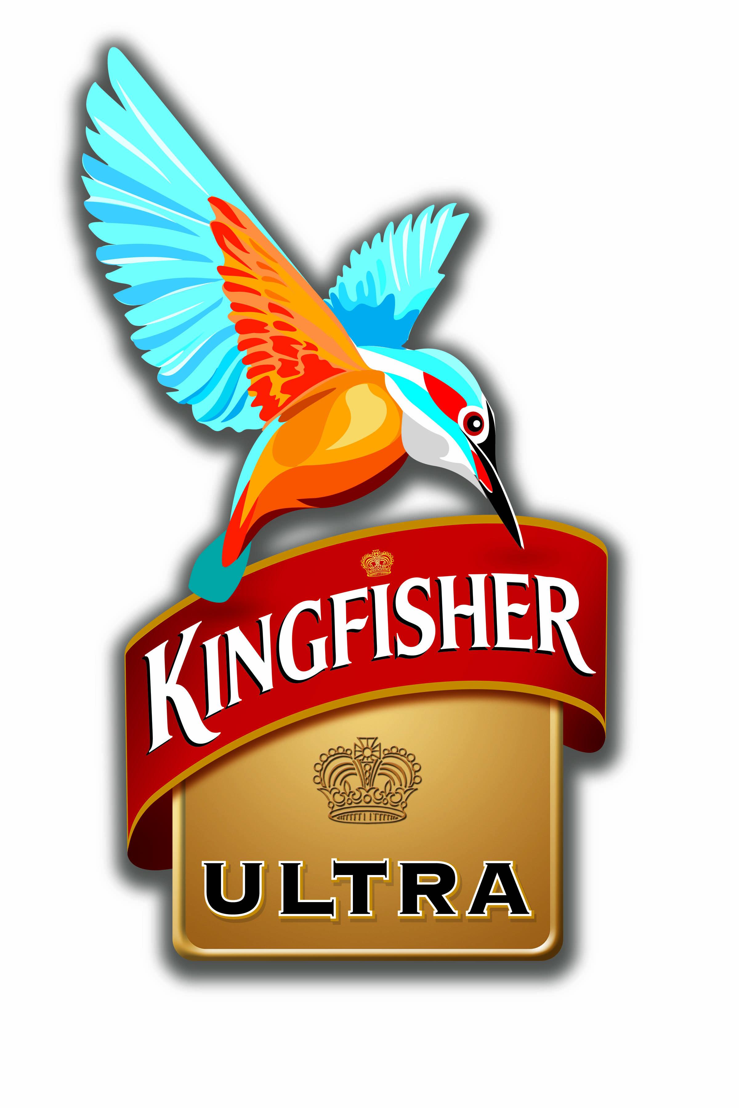 Kingfisher Ultra Logos