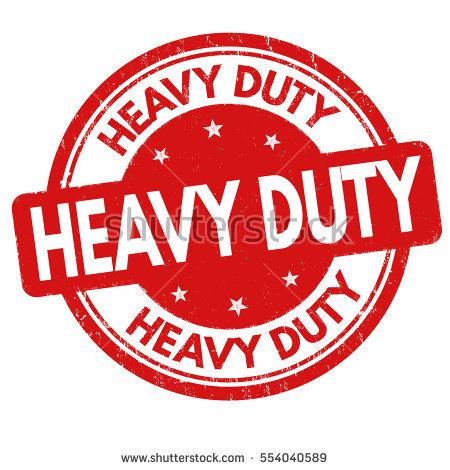heavy duty logos