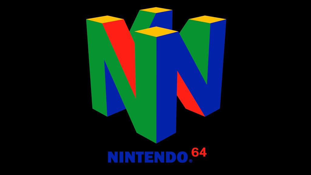Nintendo 64 Logos
