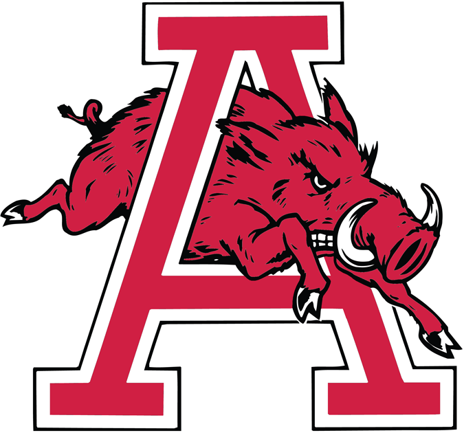 Arkansas Razorbacks Logos