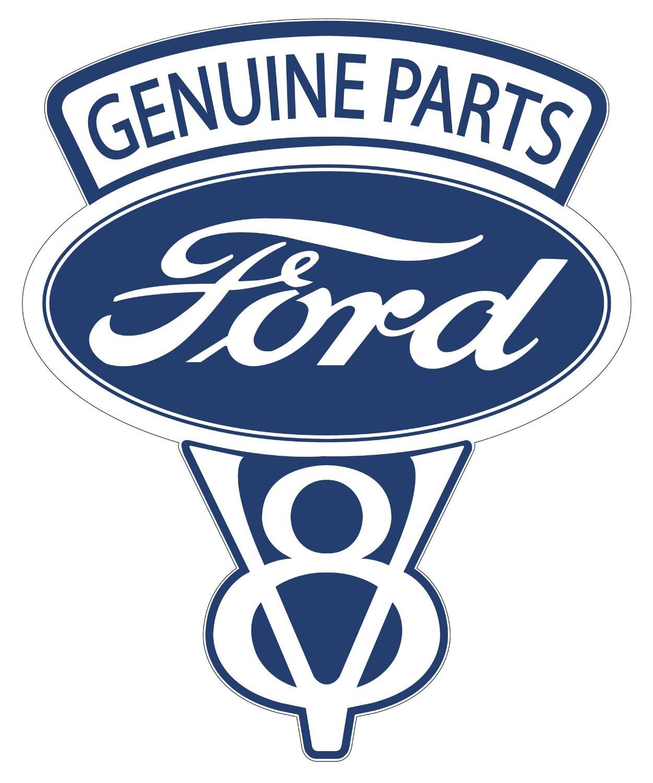 Original ford logos