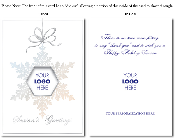 Holiday greeting cards business logos custom ed christmas cards holiday cards photo reheart Gallery