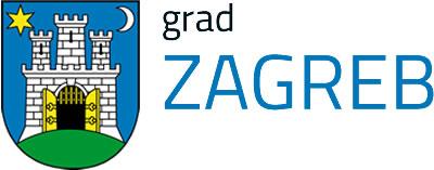 Slikovni rezultat za grad zagreb logo