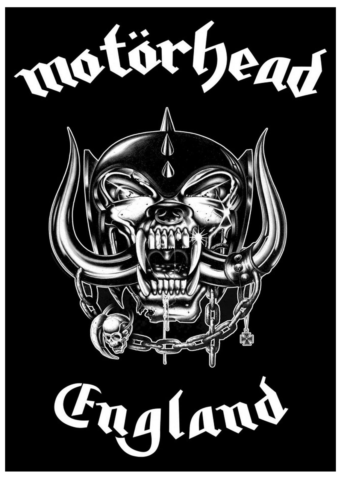 5b27fa52f4 Motorhead England Font