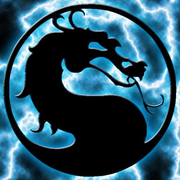 Mortal Kombat Dragon Logos
