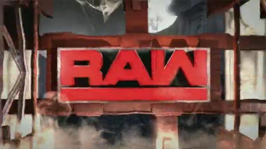 Monday night raw Logos
