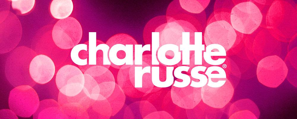 8d7e7c4c385 Charlotte russe Logos