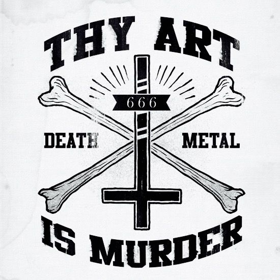 65 Thy Art Is Murder Wallpaper Thy Art Is Murder Wallpaper
