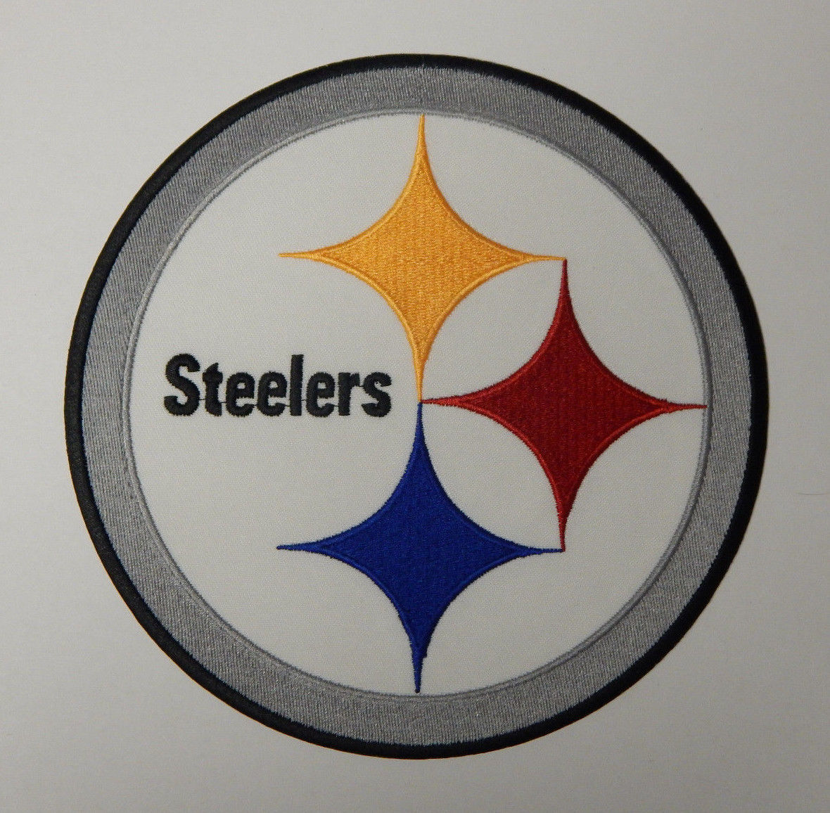 Pittsburgh Steelers Patch Logos
