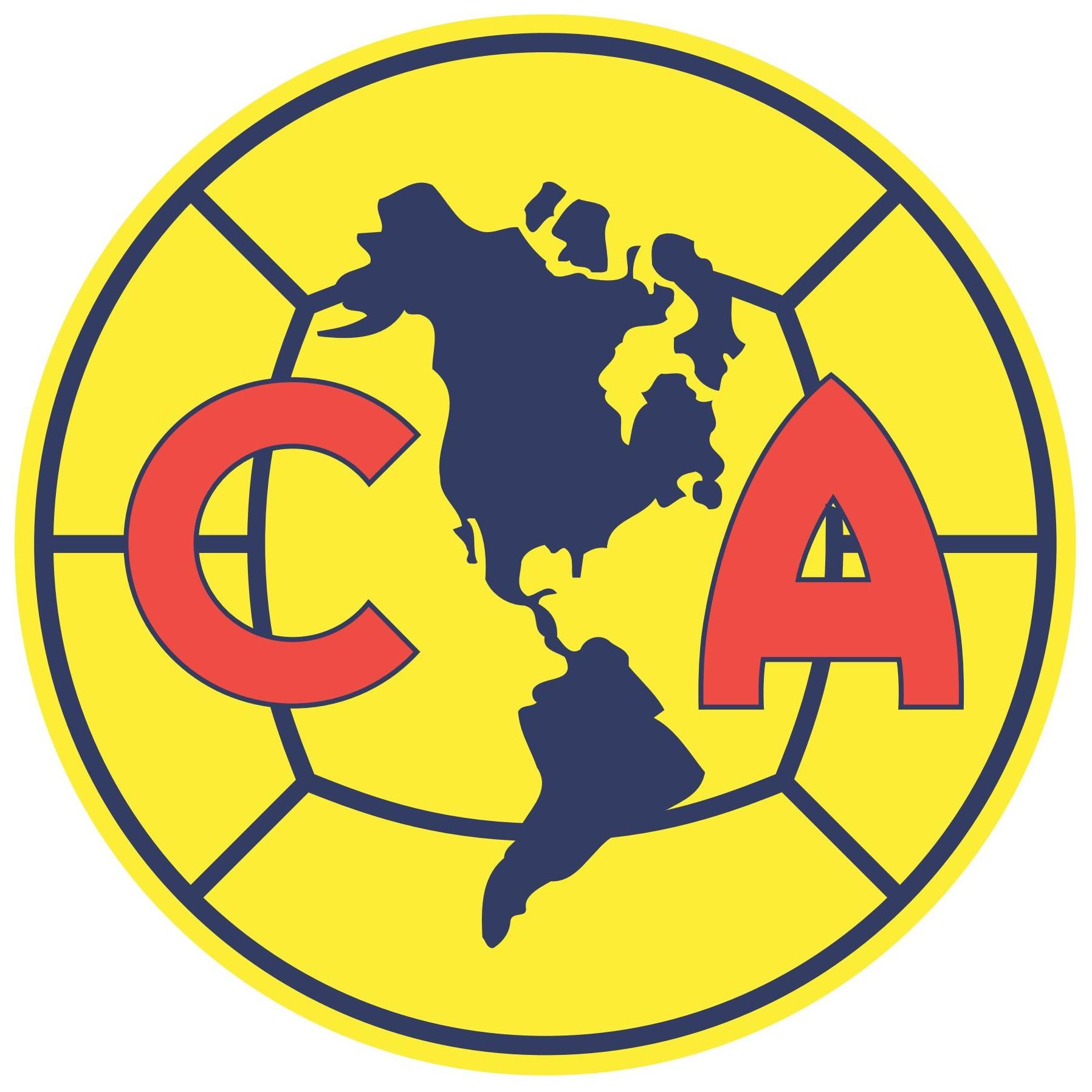 America Soccer Team Logos