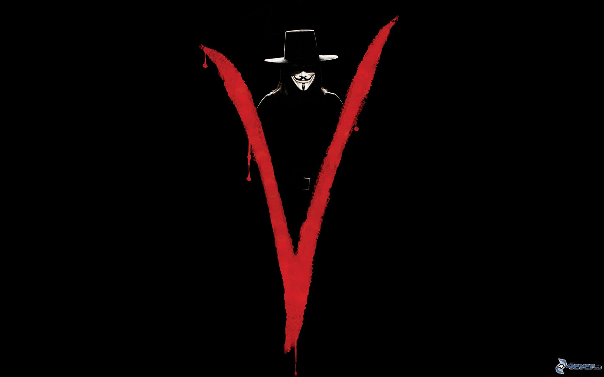V Vendetta Logo