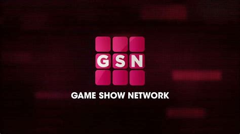 Game Show Network Logos