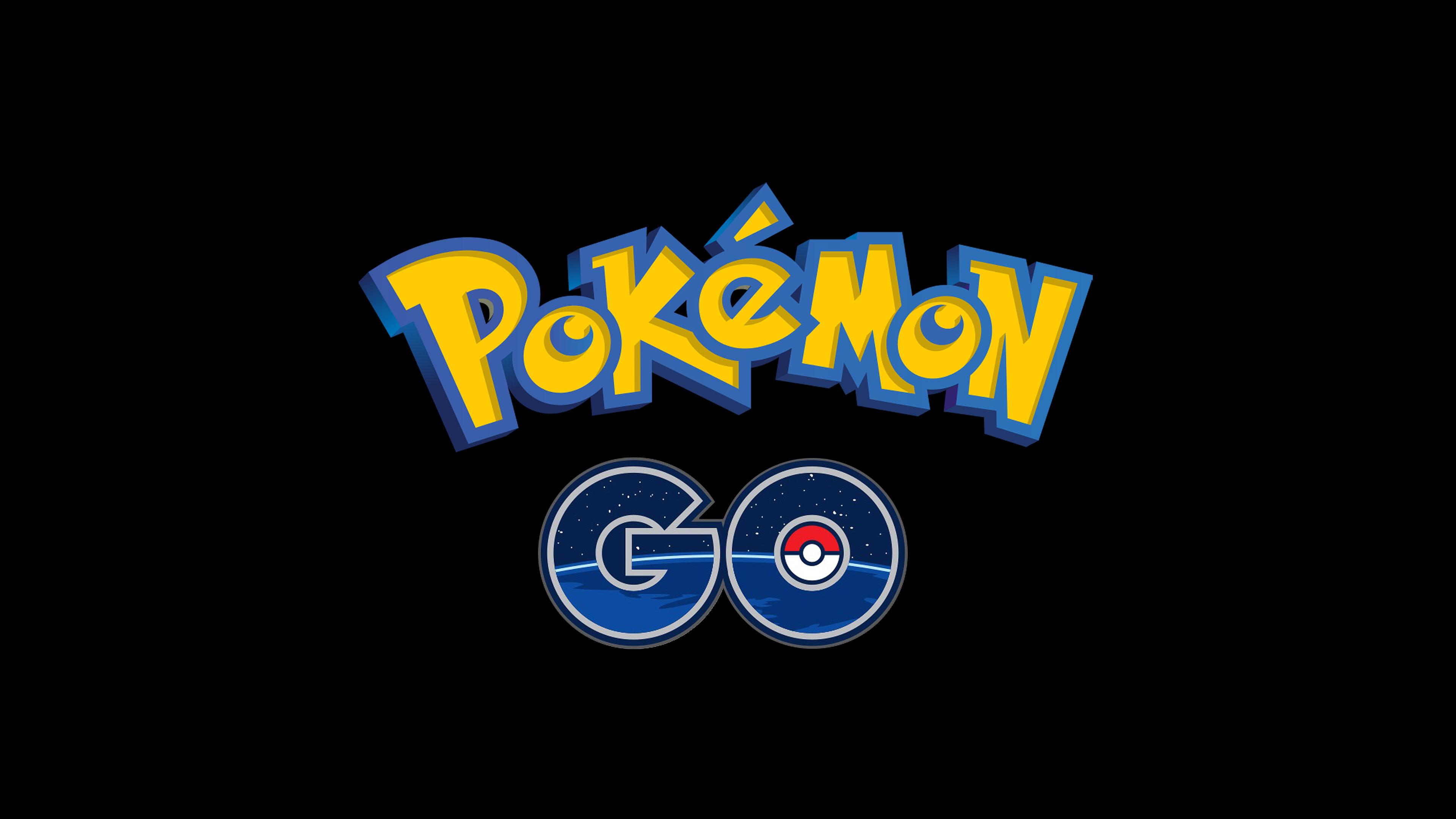 Pokemon Go Logos
