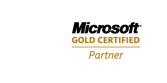 microsoft gold partner logos