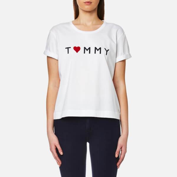 fd417df868f960 Tommy Hilfiger Women s Tommy Logo He