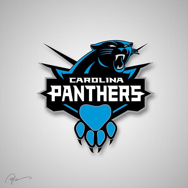 Carolina Panthers Logos