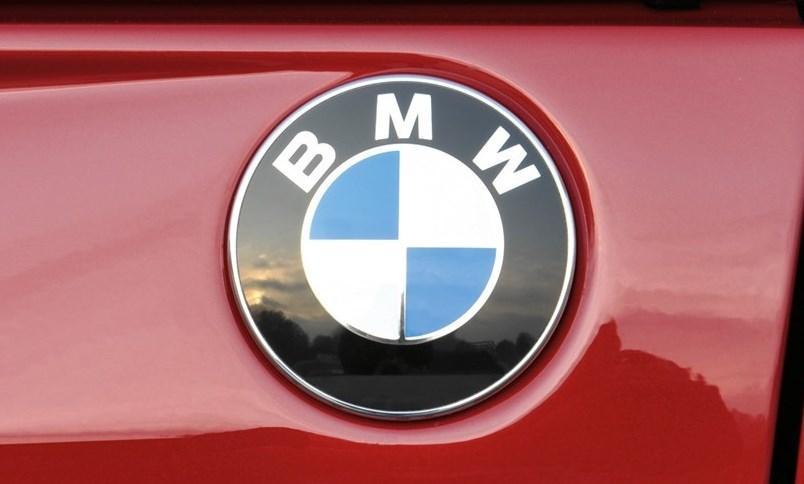 Red Bmw Logos