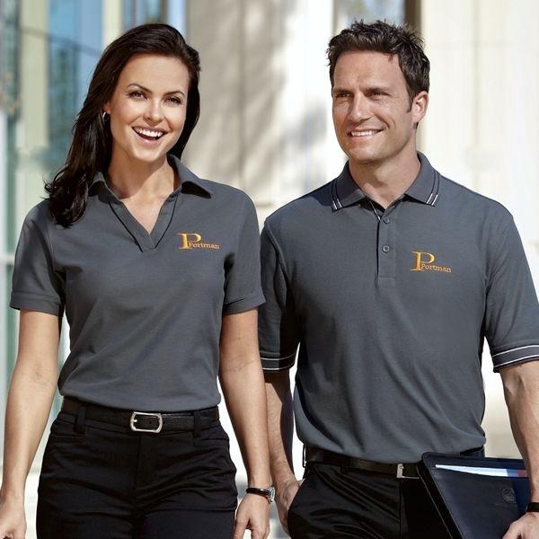 Work Uniforms With Logos