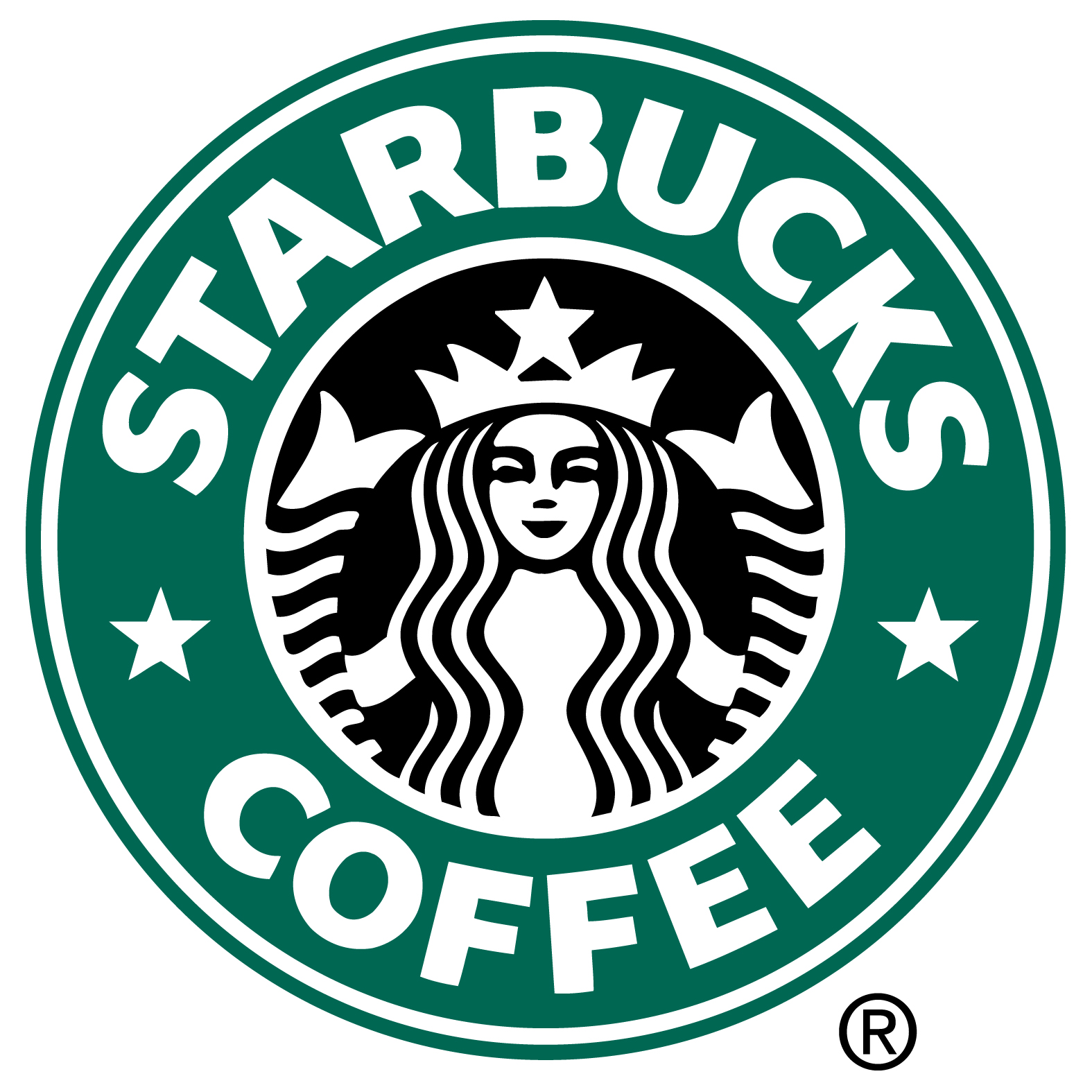 Inventive image intended for printable starbucks logos