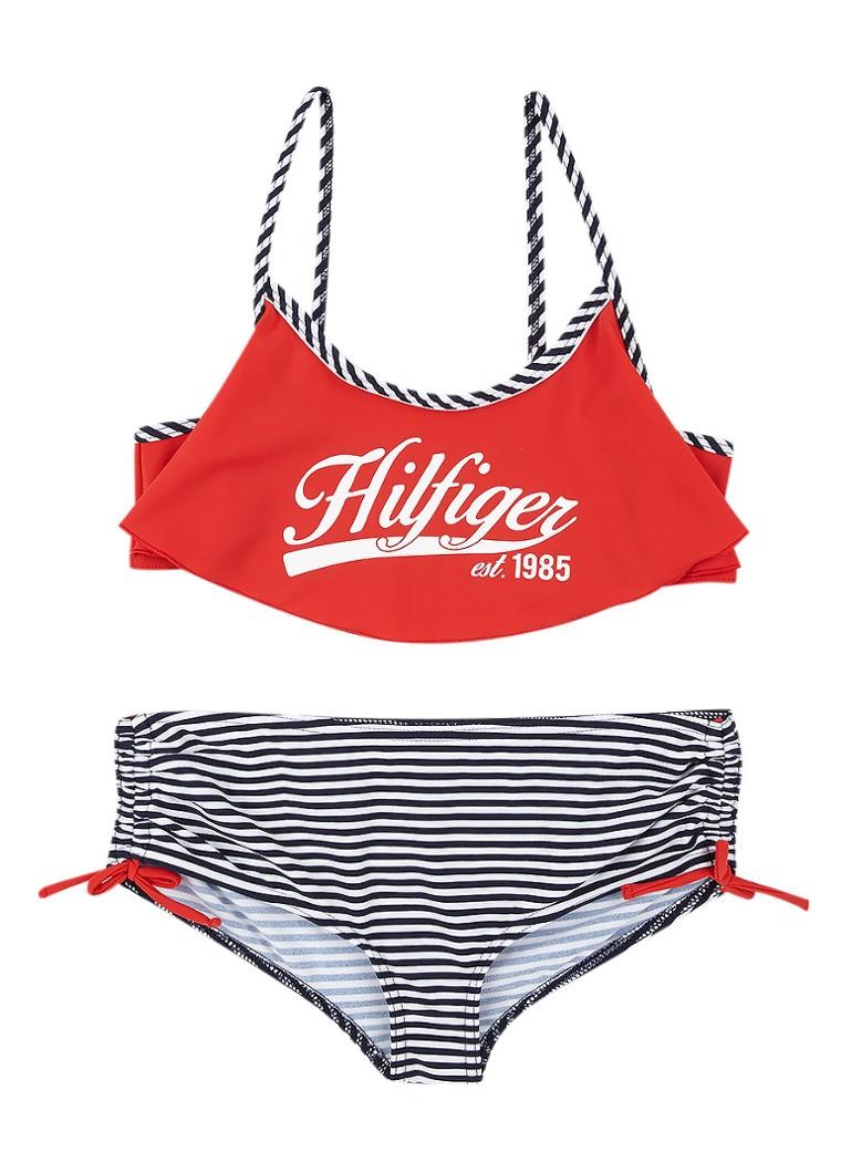 45352ac6f8d Tommy Hilfiger Bikini met streepdessin en