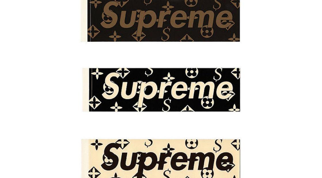 Supreme X Louis Vuitton Stencil | Mount Mercy University