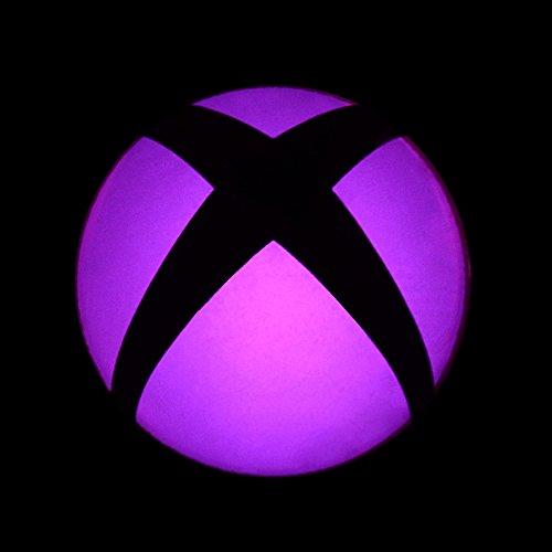 Purple Xbox Logos