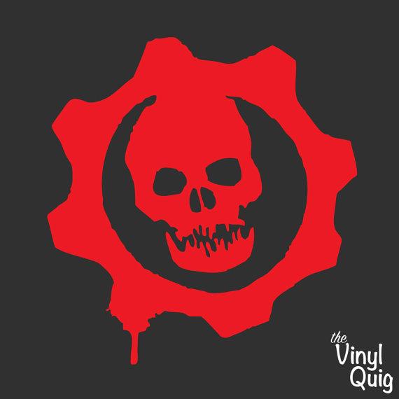 Gears Of War Logos