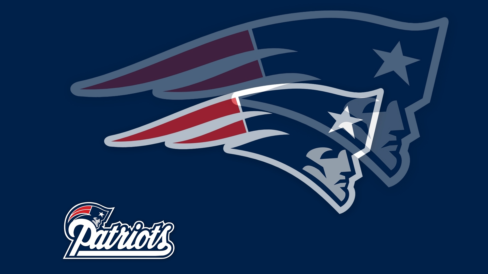 New England Patriots Logos
