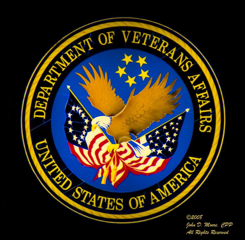 department of veterans affairs logos