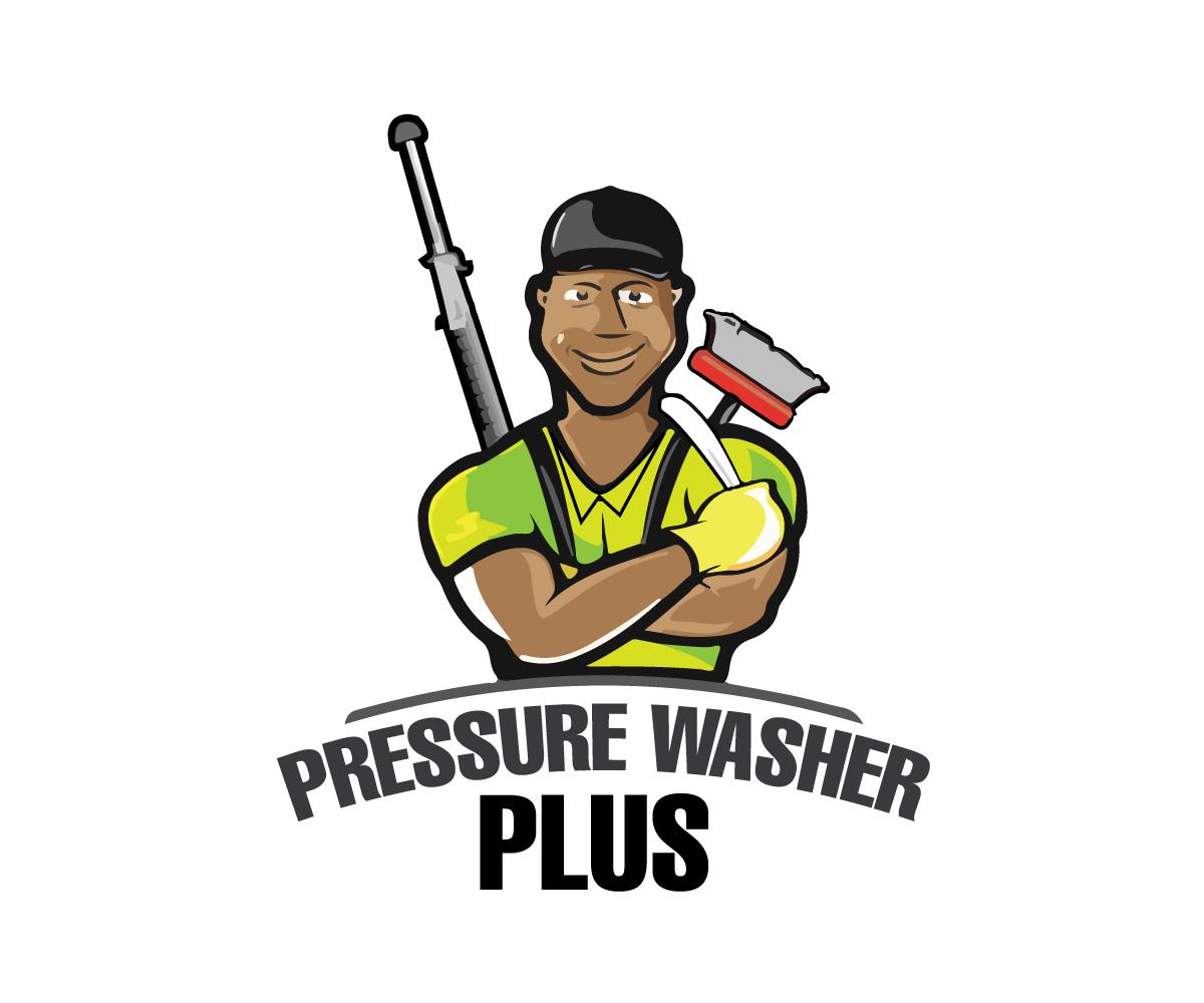 Pressure washing Logos