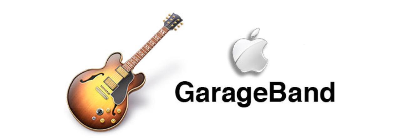 Garageband Logos