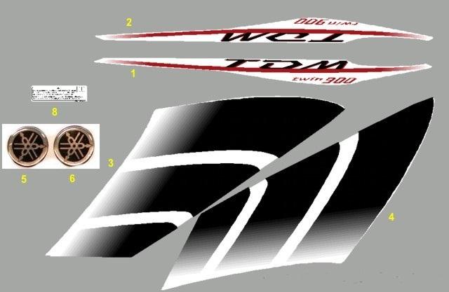 Tdm Logos