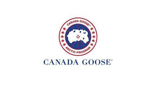 canada goose logo change