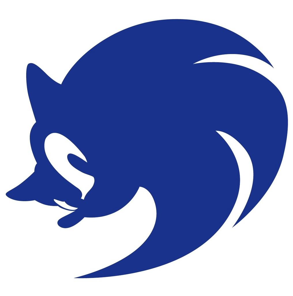 Sonic The Hedgehog Head Logos