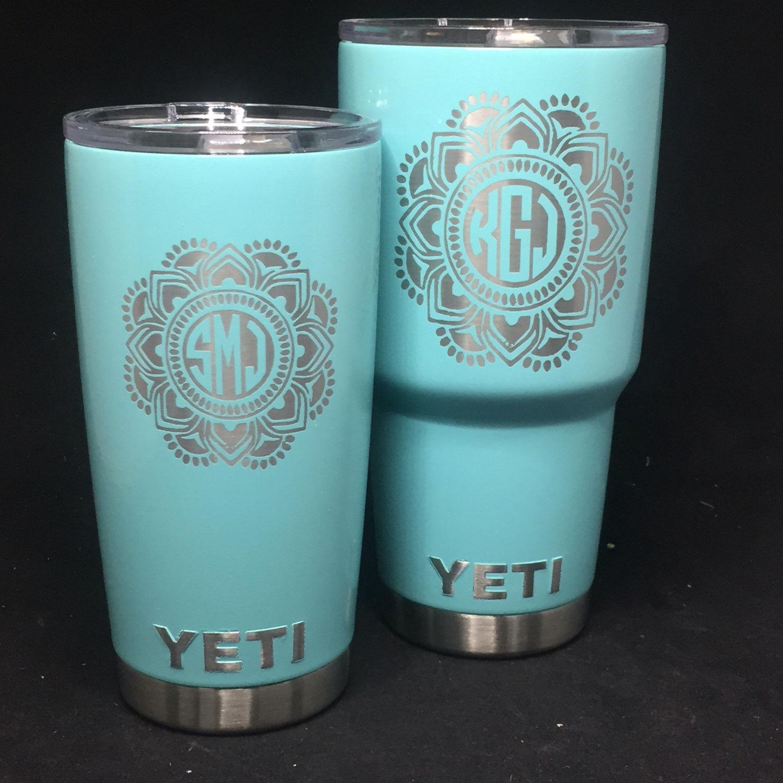 Yeti Cup Logos