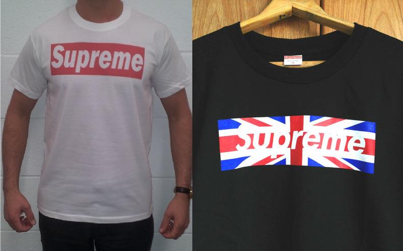 0bc48e07488 Fake supreme box Logos