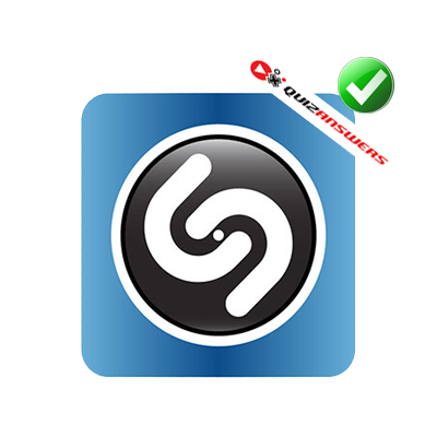 Blue and white circle Logos American Semiconductor Company Logo 3 Blue Circles