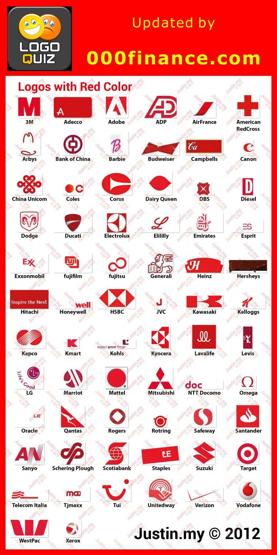 Red letter Logos