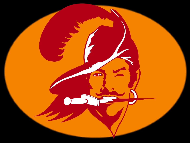 Tampa bay buccaneers old Logos