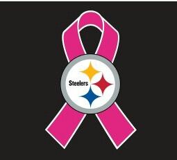 Steelers breast cancer Logos 8742a99f7