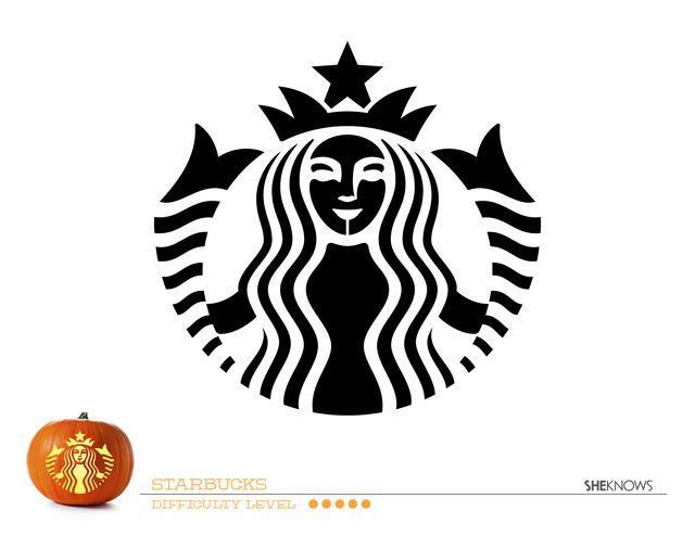 Printable Starbucks Logos