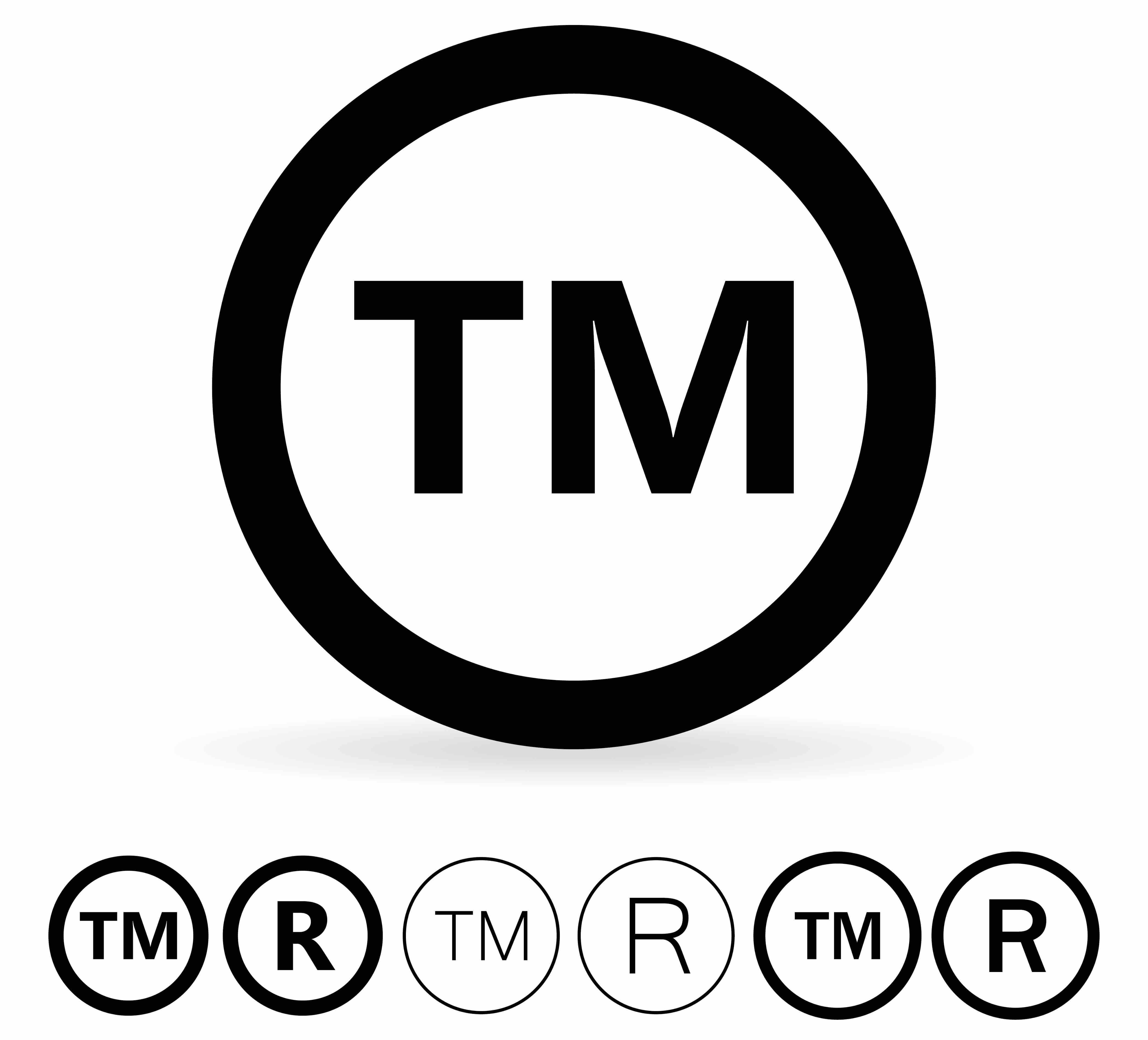 Registered Trademark Logos