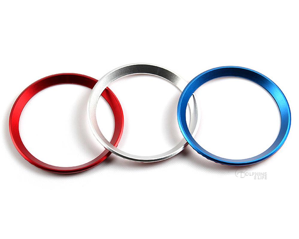 Four Ring Car Logos
