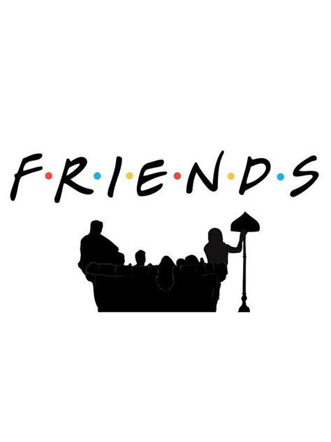 Friends tv Logos