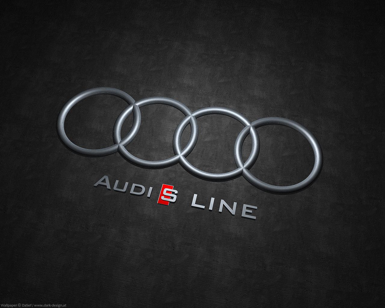 audi s line logos