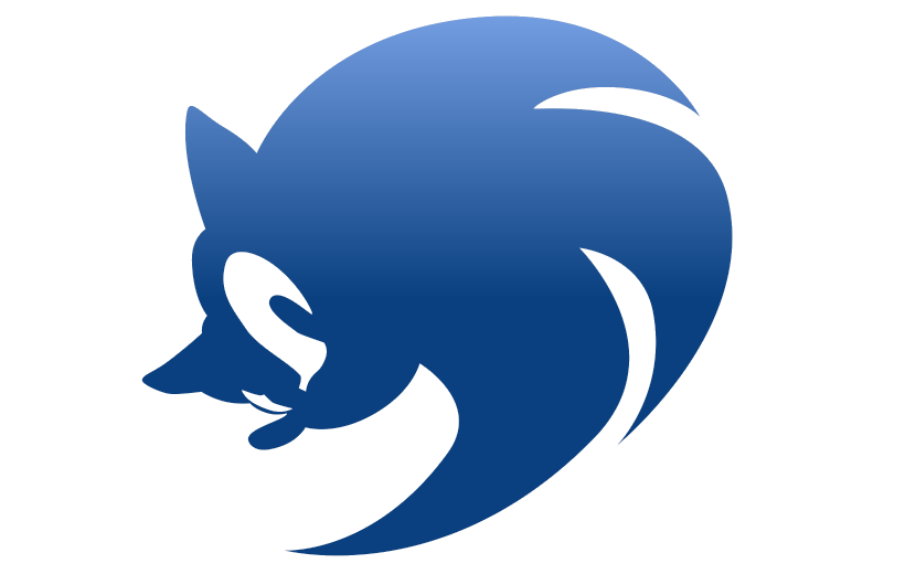 Sonic The Hedgehog Logos