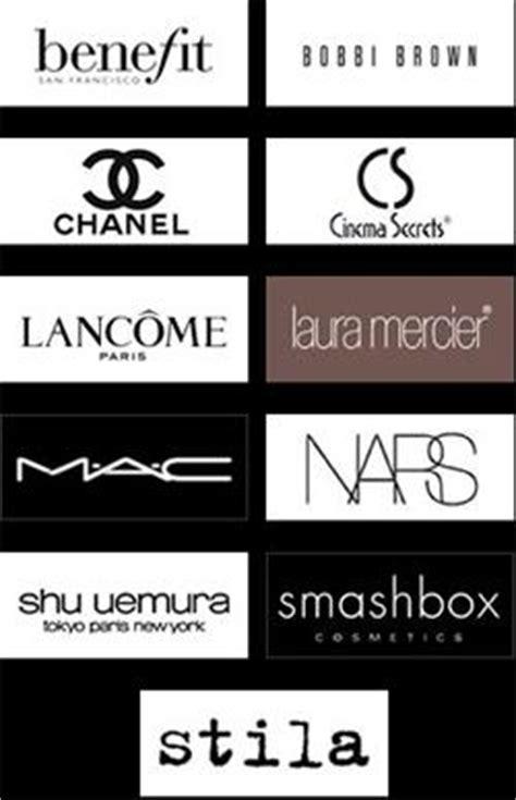 Leading makeup brand Logos