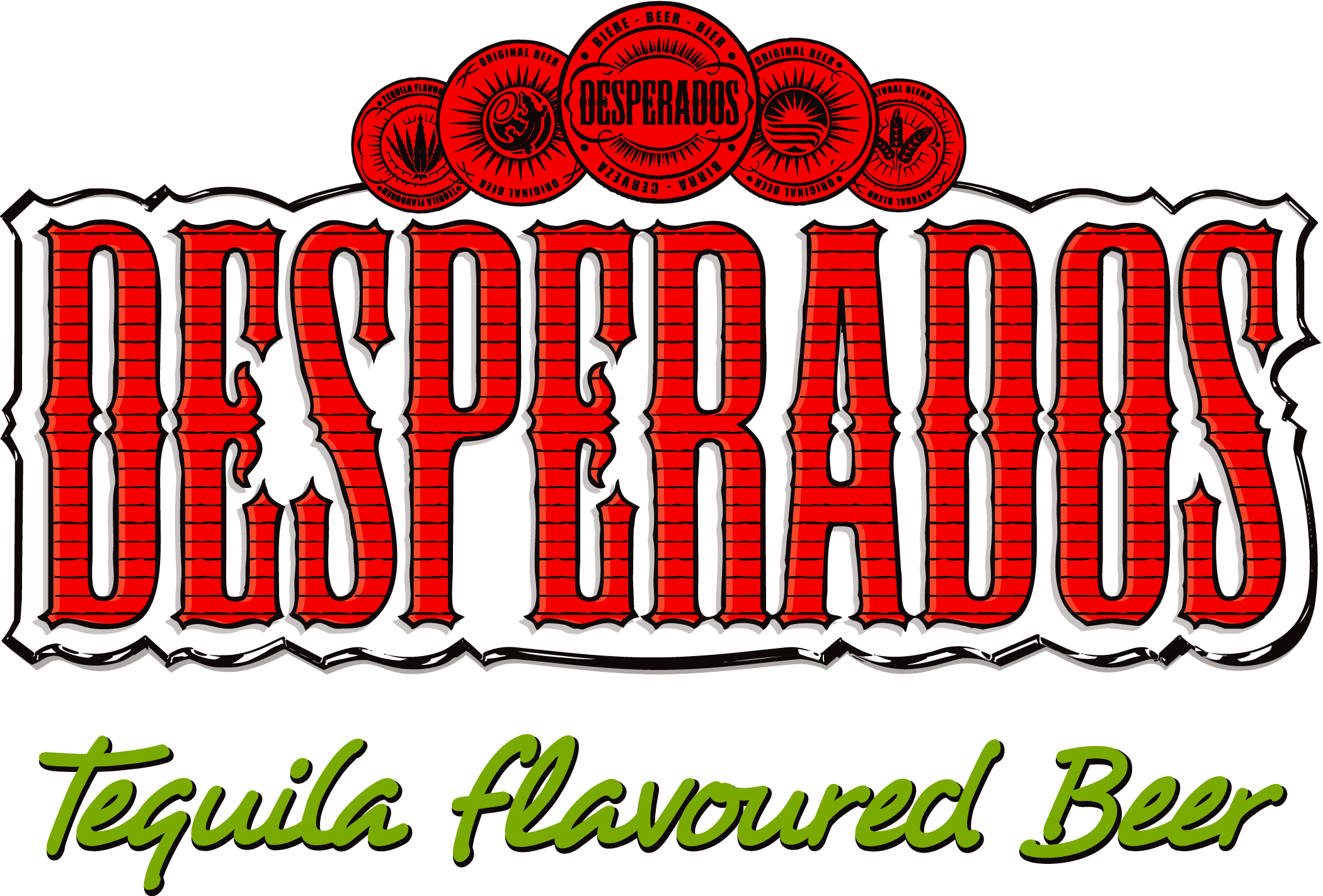 Desperados Beer Logos