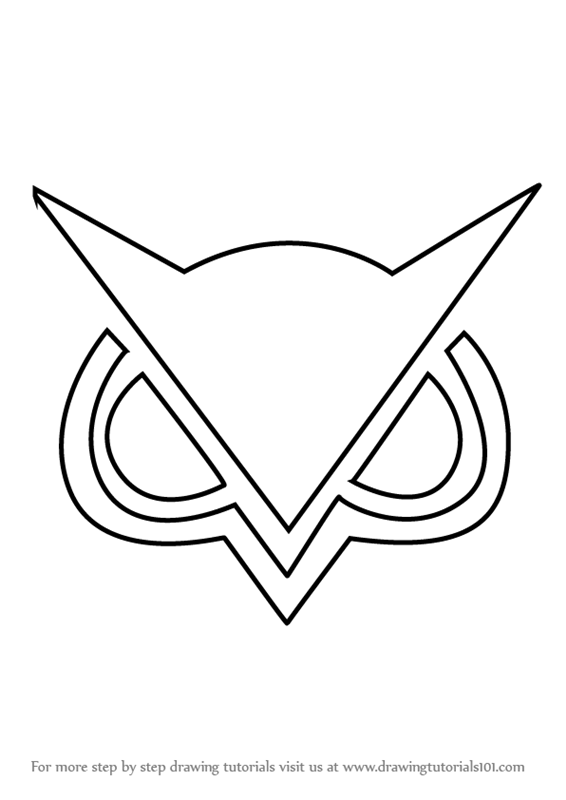 How To Draw Vanoss Logos